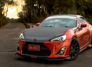 Toyota 86 performance mod