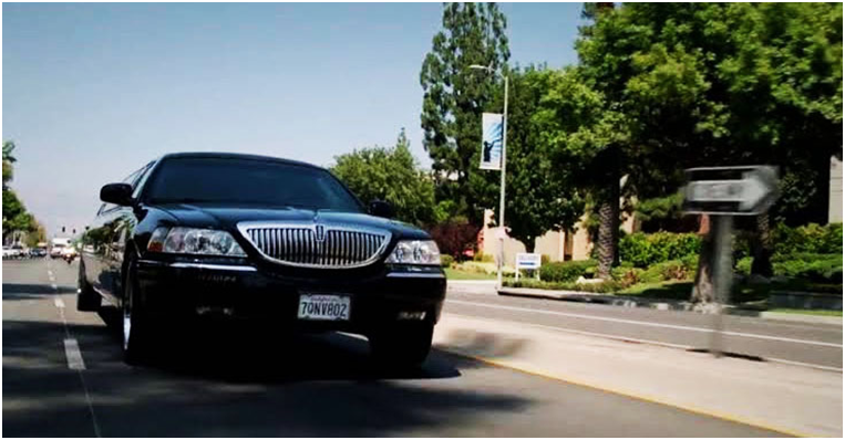 Lincoln Town Car is Perfect for Business Travel