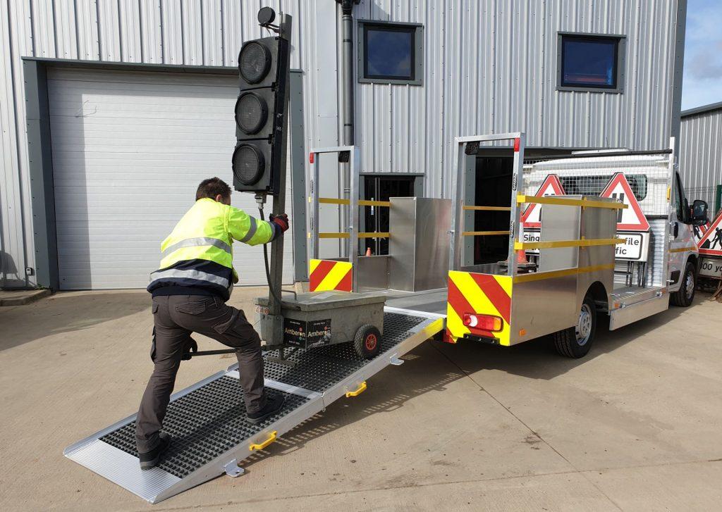 traffic management equipment hire